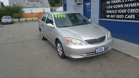 2004 Toyota Camry for sale at Clar Hagen Auto Group in Rochester NY