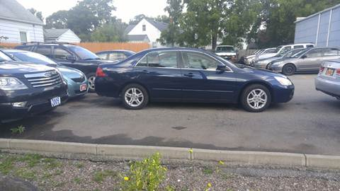 2007 Honda Accord for sale at Clar Hagen Auto Group in Rochester NY