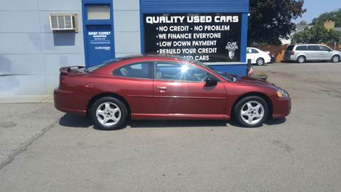 2004 Dodge Stratus for sale at Clar Hagen Auto Group in Rochester NY