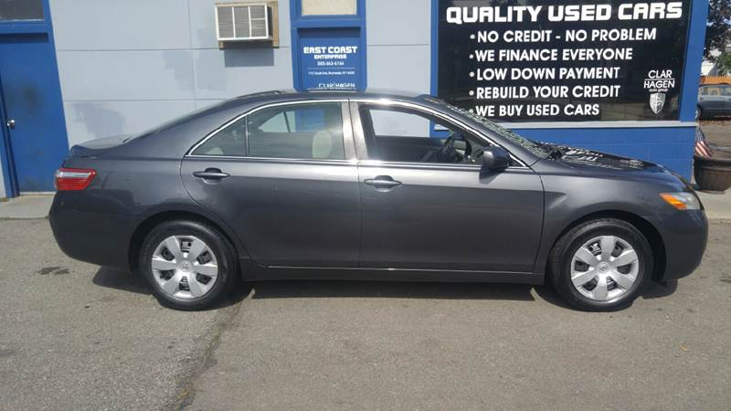 2007 Toyota Camry for sale at Clar Hagen Auto Group in Rochester NY