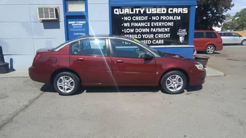 2003 Saturn Ion for sale at Clar Hagen Auto Group in Rochester NY