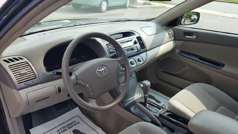 2005 Toyota Camry for sale at Clar Hagen Auto Group in Rochester NY