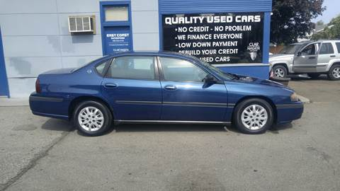 2003 Chevrolet Impala for sale at Clar Hagen Auto Group in Rochester NY