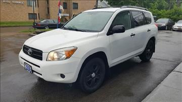 2006 Toyota RAV4 for sale at Clar Hagen Auto Group in Rochester NY
