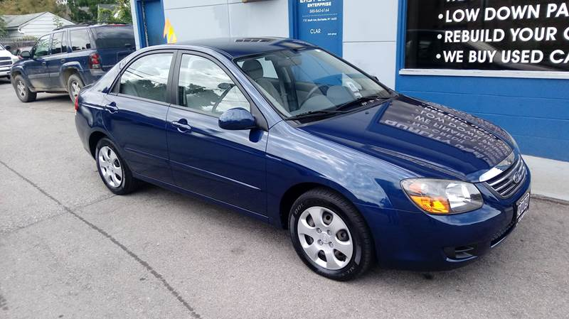 2009 Kia Spectra For Sale At Clar Hagen Auto Group In Rochester NY