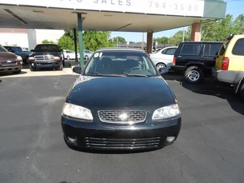 2001 Nissan Sentra for sale in Olathe, KS