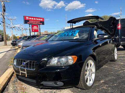 2008 Volvo C70 for sale in Des Plaines, IL