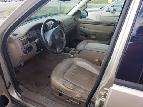 2004 Mercury Mountaineer for sale in Mobile, AL