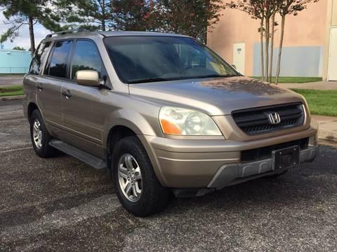 2004 Honda Pilot for sale in Houston, TX