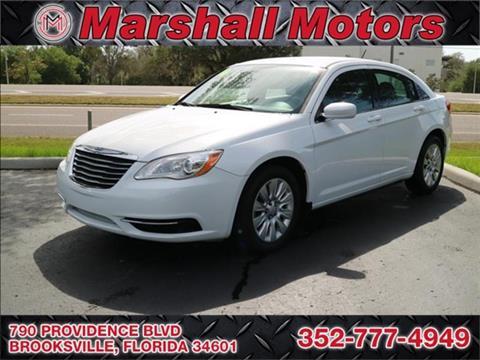2014 Chrysler 200 for sale in Brooksville, FL