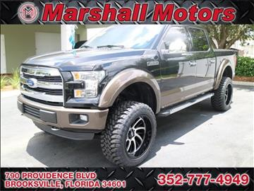 ford trucks for sale brooksville fl
