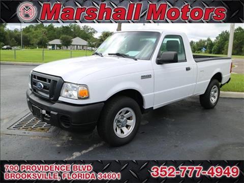 2011 Ford Ranger for sale in Brooksville, FL