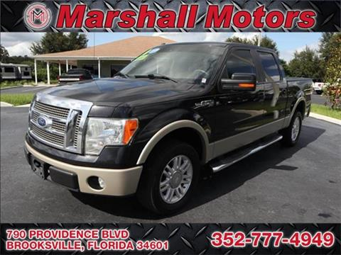 2010 Ford F-150 for sale in Brooksville, FL