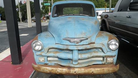 1954 Chevrolet 3100 for sale in Brooksville, FL