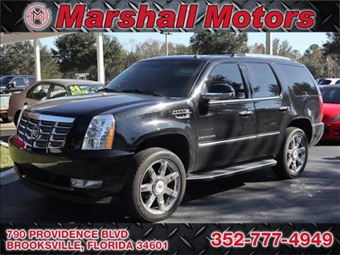 Suvs for sale in brooksville fl for Marshall motors brooksville fl