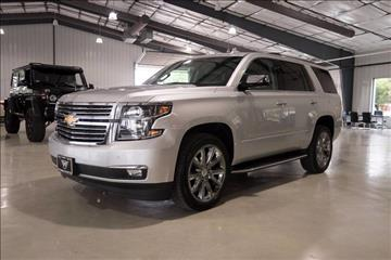 2016 Chevrolet Tahoe for sale in Boerne, TX