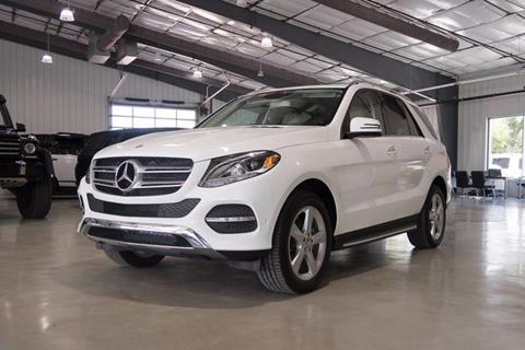 2017 Mercedes-Benz GLE for sale in Boerne, TX