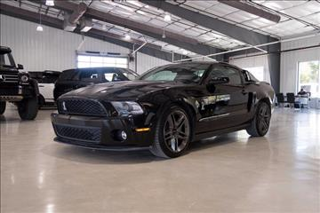 2012 Ford Shelby GT500 for sale in Boerne, TX