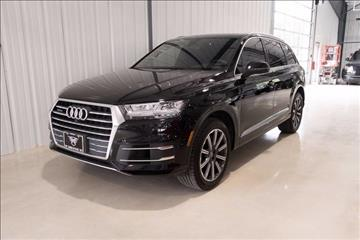 2017 Audi Q7 for sale in Boerne, TX