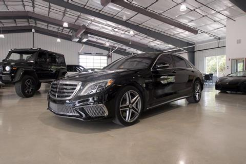2015 Mercedes-Benz S-Class for sale in Boerne, TX