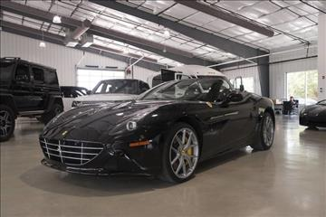 2015 Ferrari California T for sale in Boerne, TX
