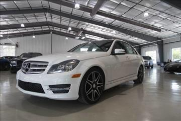 2013 Mercedes-Benz C-Class for sale in Boerne, TX