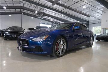 2015 Maserati Ghibli for sale in Boerne, TX