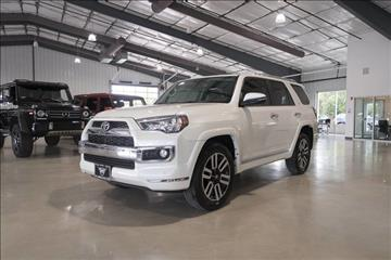 2016 Toyota 4Runner for sale in Boerne, TX