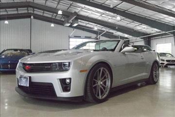 2014 Chevrolet Camaro for sale in Boerne, TX