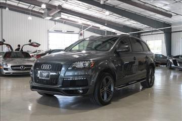 2015 Audi Q7 for sale in Boerne, TX