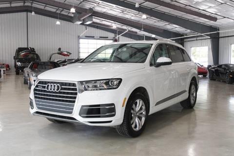 2017 Audi Q7 for sale in Boerne, TX