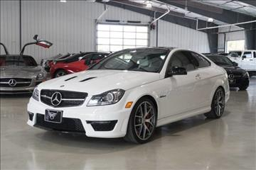 2015 Mercedes-Benz C-Class for sale in Boerne, TX