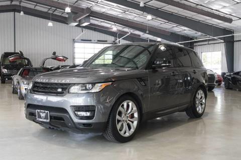 2014 Land Rover Range Rover Sport for sale in Boerne, TX