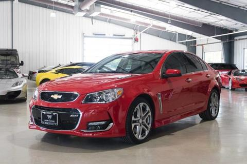 2017 Chevrolet SS for sale in Boerne, TX
