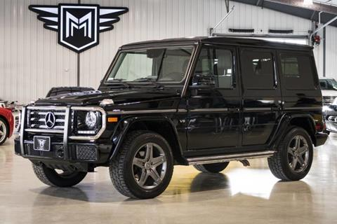 2017 Mercedes-Benz G-Class for sale in Boerne, TX