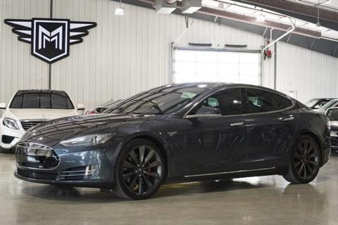 2014 Tesla Model S for sale in Boerne, TX