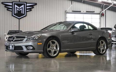 2011 Mercedes-Benz SL-Class for sale in Boerne, TX