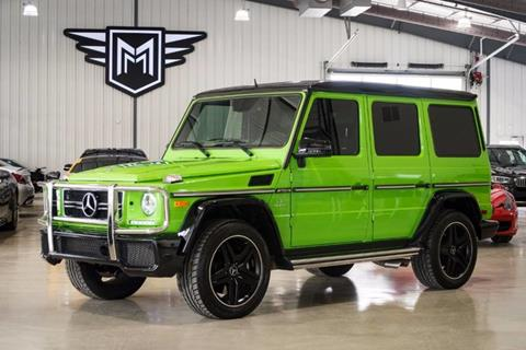 2015 Mercedes-Benz G-Class for sale in Boerne, TX