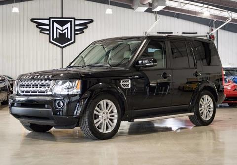 2015 Land Rover LR4 for sale in Boerne, TX
