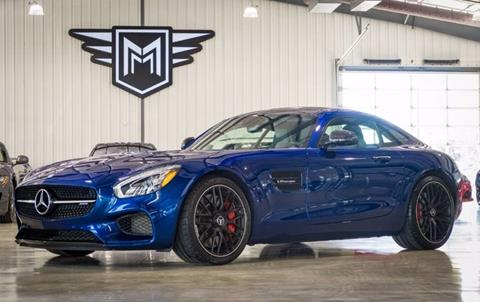 2016 Mercedes-Benz AMG GT for sale in Boerne, TX