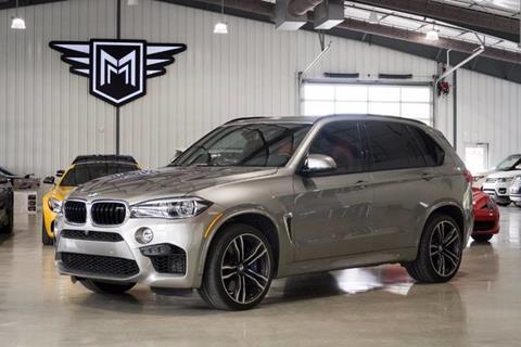2016 BMW X5 M for sale in Boerne, TX