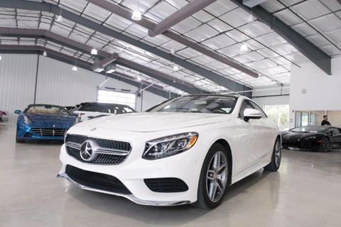 2016 Mercedes-Benz S-Class for sale in Boerne, TX