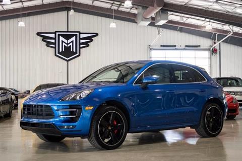 2016 Porsche Macan for sale in Boerne, TX