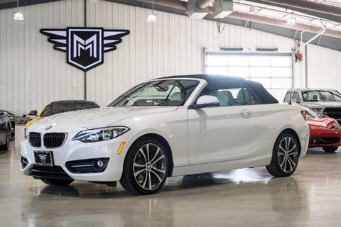 2016 BMW 2 Series for sale in Boerne, TX
