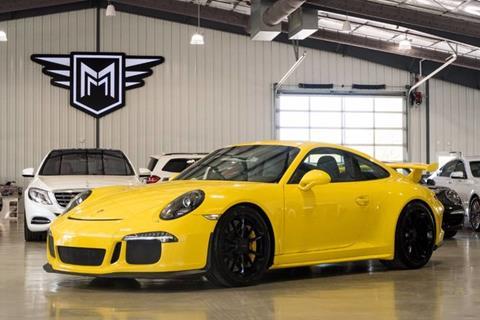 2014 Porsche 911 for sale in Boerne, TX