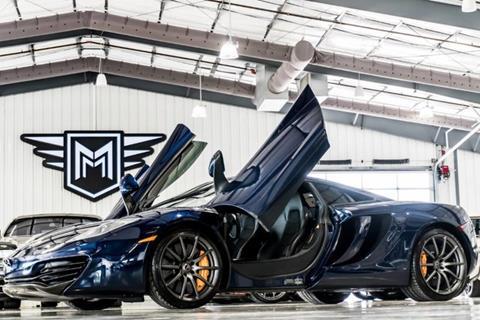2012 McLaren MP4 12C For Sale In Boerne, TX