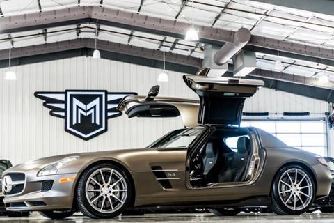 2011 Mercedes Benz SLS AMG For Sale In Boerne, TX
