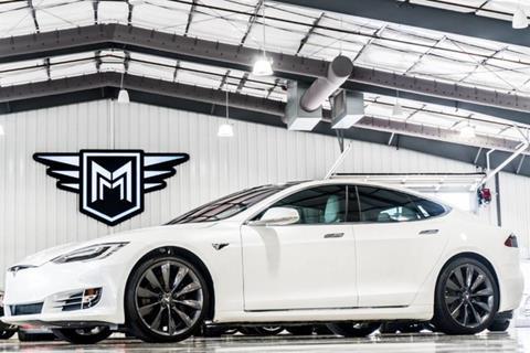 2017 Tesla Model S for sale in Boerne, TX