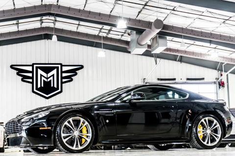 2012 Aston Martin V12 Vantage For Sale In Utah Carsforsale Com