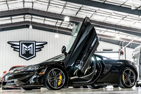 2017 McLaren 570S for sale in Boerne, TX